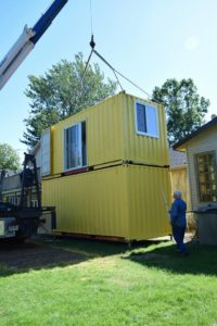 Container House - Windsor